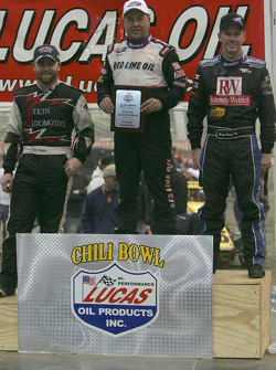 Nick Kneeper, Sammy Swindell et Jerry Coons Jr.