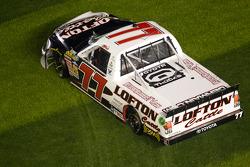 Justin Lofton, Germain Racing Toyota