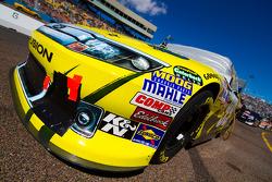 Pole winning car of Carl Edwards, Roush Fenway Racing Ford
