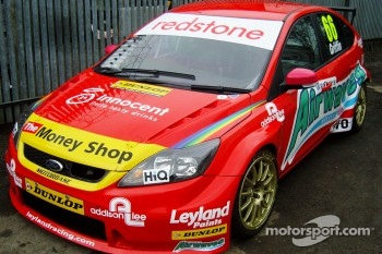 Redstone join forces with Airwaves Racing