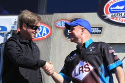 Funny Car Drivers Mike Neff