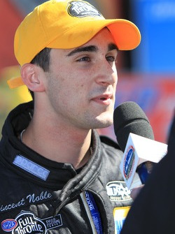 Vincent Nobile, Mountain View Tire Pro Stock driver
