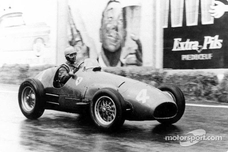 1952-1953: Ferrari 500 (14 побед)