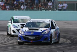 #31 i-MOTO Mazda Speed 3: Mark Pombo, Mathew Pombo
