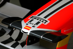 Hispania Racing F1 Team unveils yeni F111