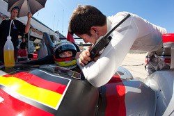 Timo Bernhard and Mike Rockenfeller