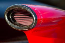 #2 Audi Sport Team Joest Audi R15+ car detail