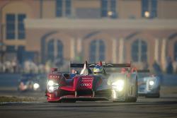#1 Audi Sport Team Joest Audi R15+: Timo Bernhard, Romain Dumas, Mike Rockenfeller