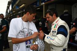 Fabio Fabiani, BMW 320si, Proteam Racing