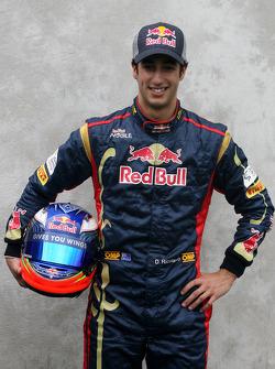 Daniel Ricciardo (AUS) Test Driver, Scuderia Toro Rosso
