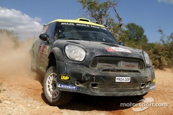 Daniel Oliveira, Carlos Magalhaes, MINI JOHN COOPER WORKS S2000