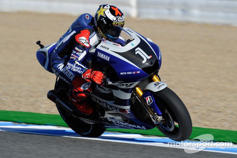 2011: Jorge Lorenzo (Yamaha YZR-M1)