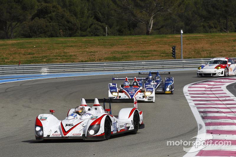 #41 Greaves Motorsport Zytek Z11SN - Nissan: Karim Ojjeh, Gary Chalandon, Tom Kimber-Smith