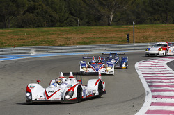 #41 Greaves Motorsport Zytek Z11SN - Nissan: Karim Ojjeh, Gary Chalandon, Tom Kimber-Smith