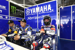 #7 YART Yamaha Official EWC Team: Broc Parkes, Takuya Fujita, Kohta Nozane