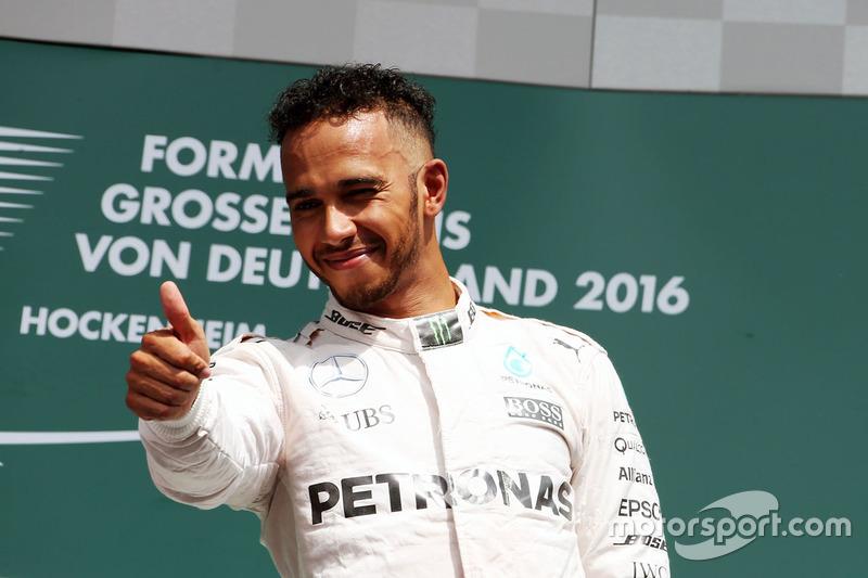 49. Гран При Германии 2016