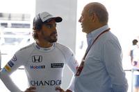 Fernando Alonso, McLaren ve Ron Dennis, McLaren Automotive Yönetim Kurulu Başkanı