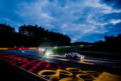 #42 Classic & Modern Racing, Ferrari 458 Italia GT3: Eric Mouez, David Loger, Thomas Nicolle, Sylvain Debs