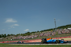 Rio Haryanto, Manor Racing, MRT05