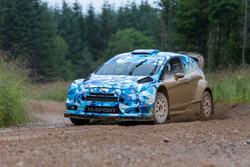 Malcolm Wilson, M-Sport Ford Fiesta WRC