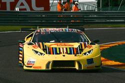 #69 ARC Bratislava, Lamborghini Huracan GT3: Miro Konopka, Andrzej Lewandowski, Teodor Myszkowski, Zdeno Mikulasko