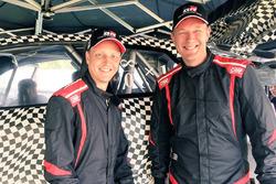 Микко Хирвонен и Ярмо Лехтинен, Toyota Yaris WRC 2017