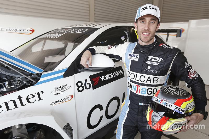 Эстебан Герьери, Campos Racing, Chevrolet RML Cruze TC1