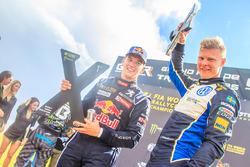 Sieger Timmy Hansen, Team Peugeot Hansen; 3. Johan Kristoffersson, Volkswagen Team Sweden
