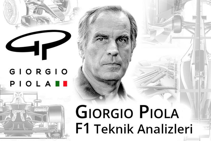 Giorgio Piola'nın teknik F1 analizleri