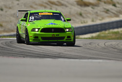 #14 Roush Performance, Ford Boss 302: Nathan Stacy