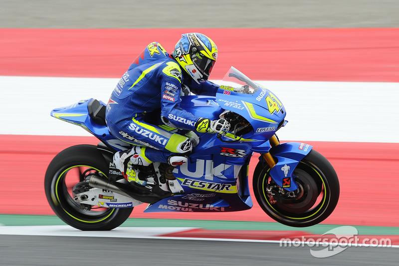9. Aleix Espargaro, Team Suzuki MotoGP