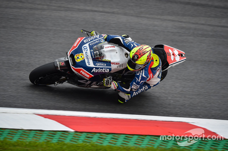 10. Hector Barbera, Avintia Racing