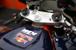KTM RC16 bike detail