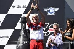 Gigi Dall'Igna, Geschäftsführer Ducati, Doohan