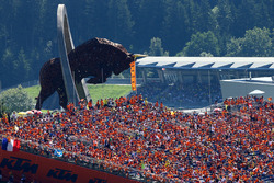 Volles Haus am Red-Bull-Ring in Spielberg