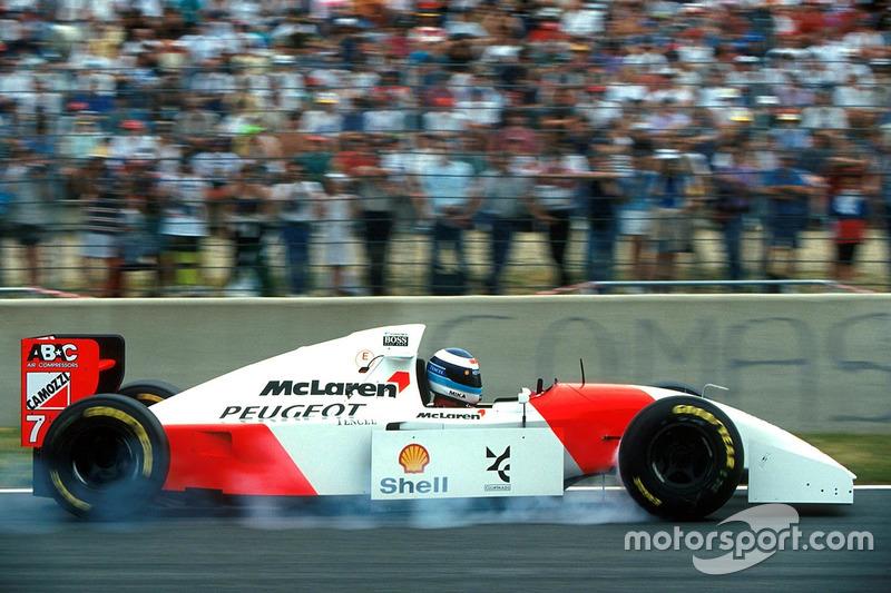 1994: Peugeot y un año malo