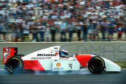 Mika Häkkinen, McLaren Peugeot