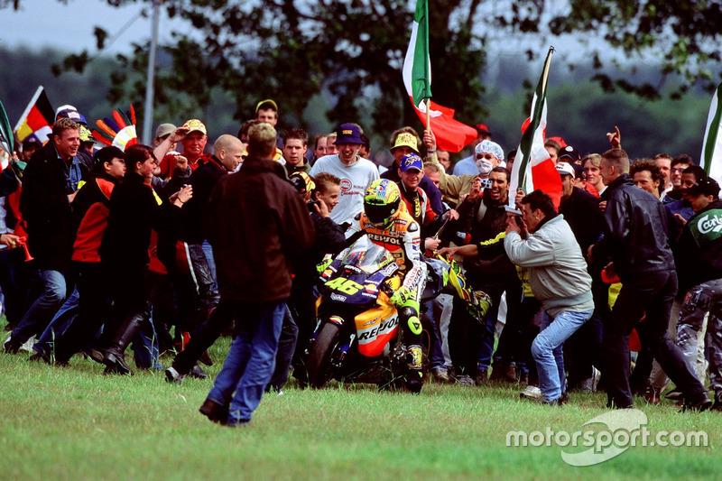 #19 GP des Pays-Bas 2002