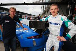Peter Dumbreck, Alexandre Imperatori, Falken Motorsport, Porsche 991 GT3 R