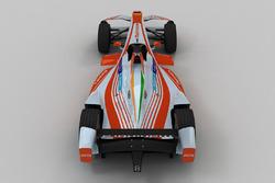 Mahindra Racing team presentation