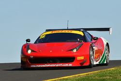 #8 Maranello Motorsport Ferrari 488 GT3: Adrian Deitz, Cameron McConville