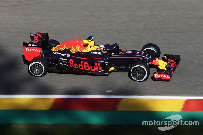 2. Max Verstappen, Red Bull Racing RB12