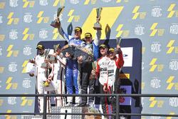 Podium: Sieger #95 Miedecke Motor Group, Aston Martin Vantage GT3: George Miedecke, Andrew Miedecke; 2. #911 Walkinshaw GT3, Porsche 911 GT3-R: John Martin, Duvashen Padayachee; 3. #5 GT Motorsport, Audi R8 LMS: Greg Taylor, Nathan Antunes