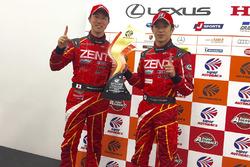 GT500-Sieger: #38 Zent Cerumo, Lexus RC F: Yuji Tachikawa, Hiroaki Ishiura