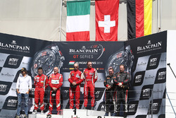 Am-Podium: Sieger Stephen Earle, David Perel; 2. Claudio Sdanewitsch, Rino Mastronardi; 3. Steve Parrow, Christian Hook