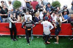 Ніко Хюлькенбергg, Sahara Force India F1, Макс Ферстаппен, Red Bull Racing і ЗМІ