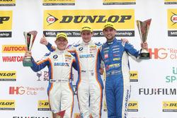 Podyum: 1. Sam Tordoff, Team JCT1600 With Gardx, 2. Andrew Jordan, Motorbase Performance, 3. Robert Collard, Team JCT1600 With Gardx