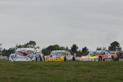 Martin Ponte, Nero53 Racing Dodge, Nicolas Bonelli, Bonelli Competicion Ford, Jonatan Castellano, Castellano Power Team Dodge
