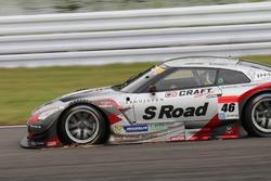 #46 Mola Nissan GT-R: Satoshi Motoyama, Mitsunori Takaboshi