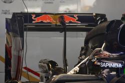 Scuderia Toro Rosso STR11: Heckflügel
